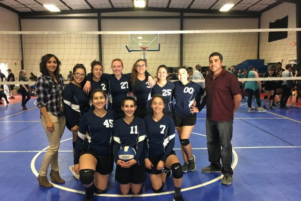 Girls Volleyball Group Picture 2017-2018
